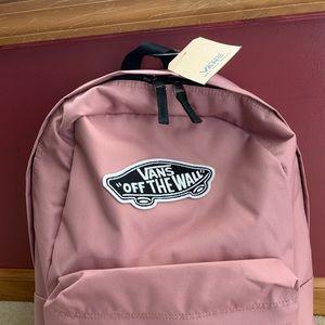 NWT Vans Backpack